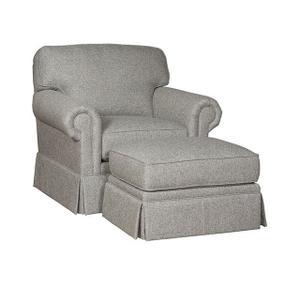 Bentley Chair, Bentley Ottoman