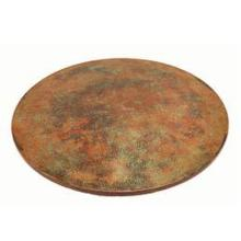 "60"" Round Copper Turquoise Top DISCONTINUED"