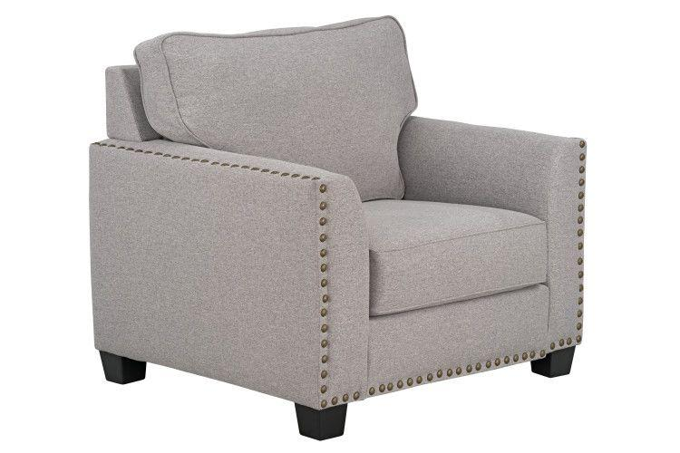 Carmelle Upholstered Chair, Granite