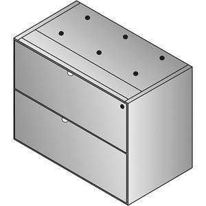 Kenwood Lateral File Credenza Pedestal