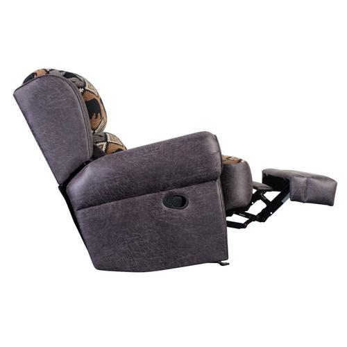 Hunter Gray Sofa, Loveseat, Chair, Recliner & Ottoman, U8022