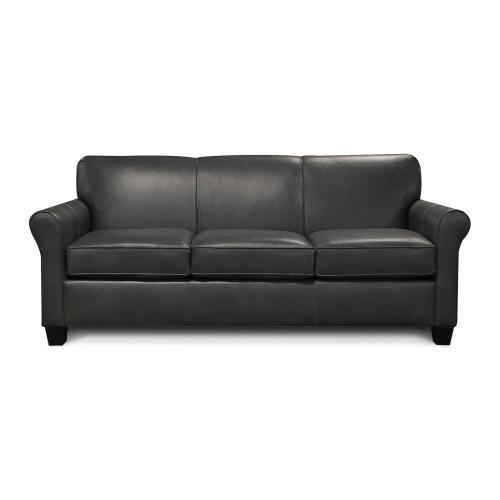 V465LS Leather Sofa