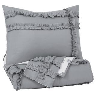 Meghdad 2-piece Twin Comforter Set