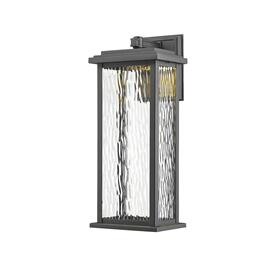 Sussex Drive AC9071BK Outdoor Wall Light