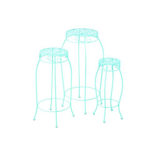 Martini Accents Round Plant Stand - Set of 3