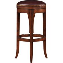 Bar Stool, Oak Swivel Stool
