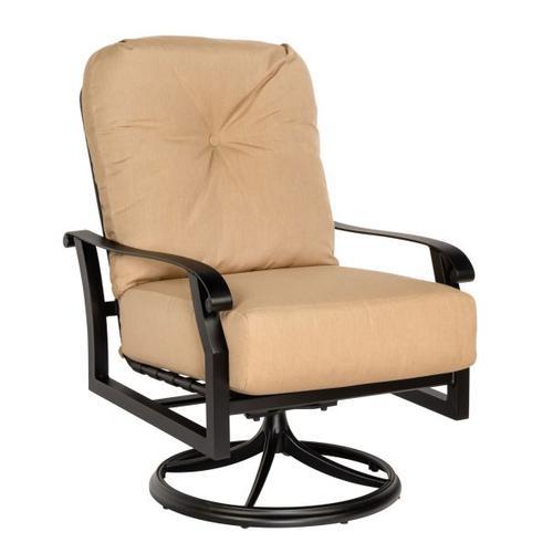 Woodard Furniture - Cortland Cushion Swivel Rocking Lounge Chair