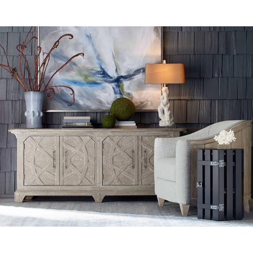 Summer Creek Owls Head Credenza