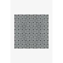 Luminaire 2cm x 4cm Basketweave Mosaic in St. Laurent