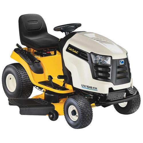 LTX1042 KW Cub Cadet Riding Lawn Mower