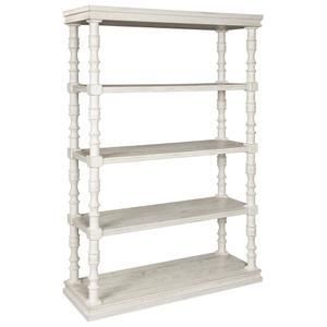 """Ashley FurnitureSIGNATURE DESIGN BY ASHLEYDannerville 74"""" Bookcase"""