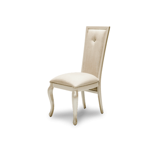 After Eight Studio Side Chair Pearl