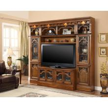"""60"""" TV Console With Ipod Dock"""