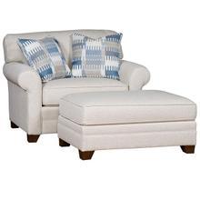 See Details - Bentley Fabric Chair & 1/2, Bentley Ottoman & 1/2