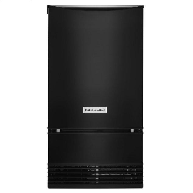Kitchenaid KitchenAid® 18'' Automatic Ice Maker - Black