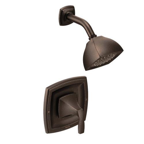Voss oil rubbed bronze posi-temp® shower only