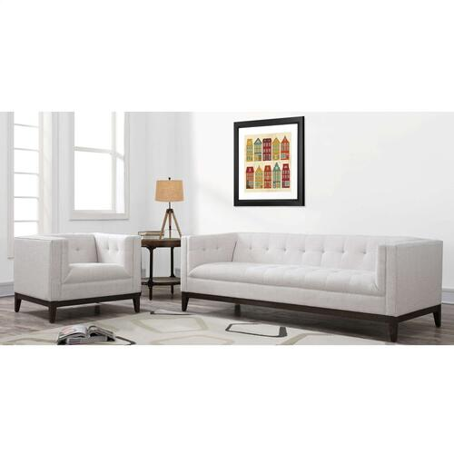 Tov Furniture - Gavin Beige Linen Sofa