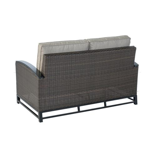 Franklin Deep Seating Love Seat