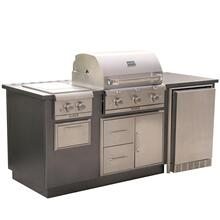 Product Image - R Series EZ Outdoor Kitchen - Silver