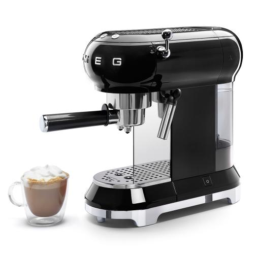 Espresso Coffee Machine Black