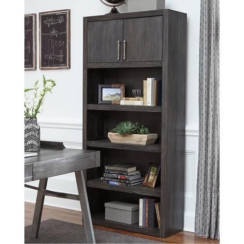 "Raventown 74"" Bookcase"