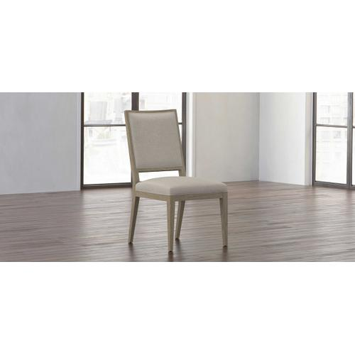 Bassett Furniture - Samson Oak Side Chair