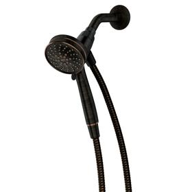 Attract with Magnetix ™ Handheld Showering in Mediterranean Bronze