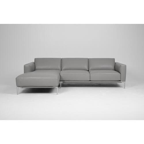 See Details - London Sectional - American Leather