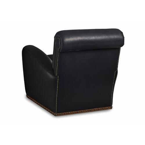 Boho Swivel Chair