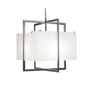 Cube Chandelier - Flat Box - C400FB Silicon Bronze Brushed Product Image