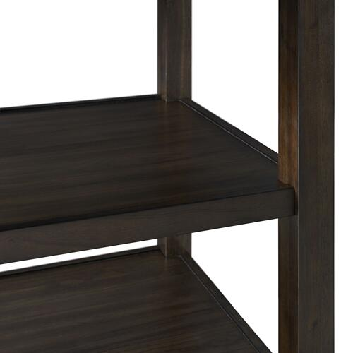 Amherst Counter Height Dining Table in Walnut