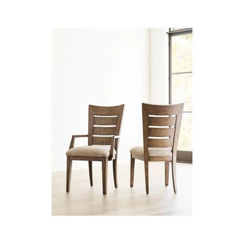 American Drew - Ladder Back Arm Chair