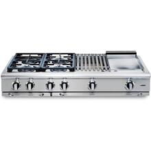 "48"" 8 Burner Gas Rangetop - LP"