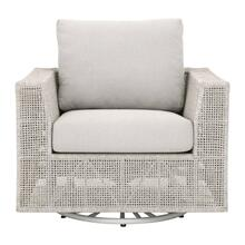Tropez Outdoor Swivel Rocker Sofa Chair