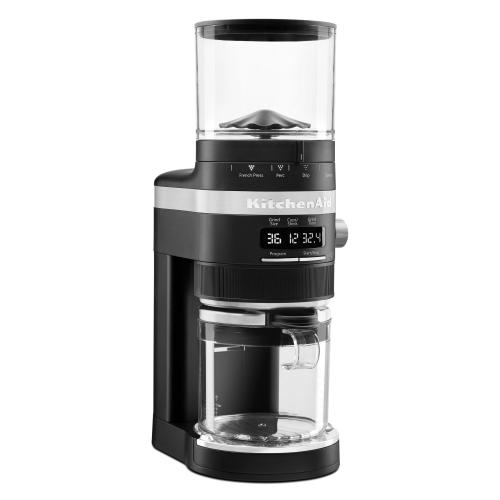 Burr Coffee Grinder - Black Matte