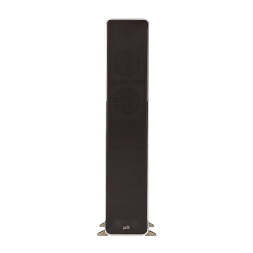 American HiFi Home Theater Tower Speaker in White