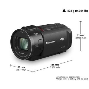 HC-VX1 4K/HD Camcorders