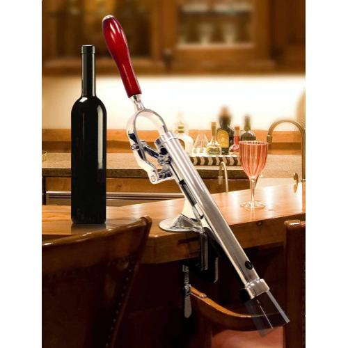 Classic Table Mounted Corkscrew