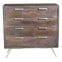 Hector 4-drawer Retro Accent Chest Product Image