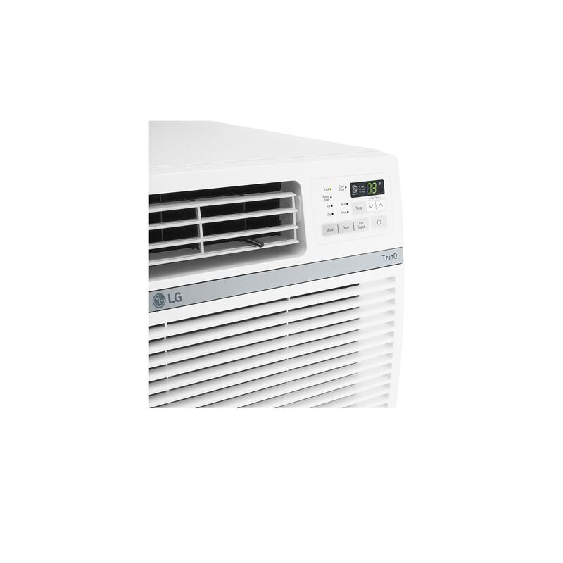 18,000 BTU Smart Wi-Fi Enabled Window Air Conditioner
