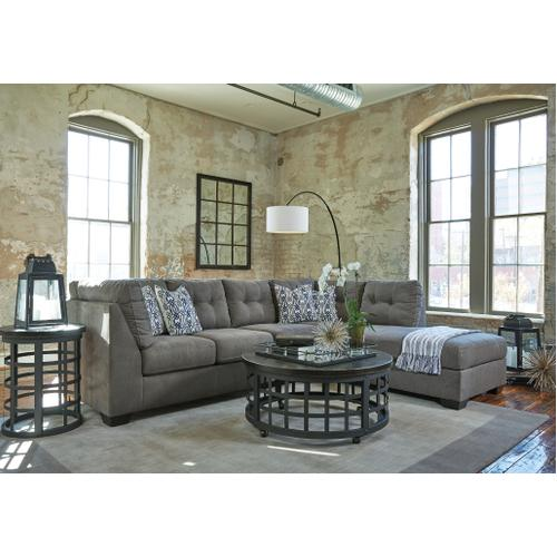 Ashley - Pitkin 2-piece Sectional With Chaise