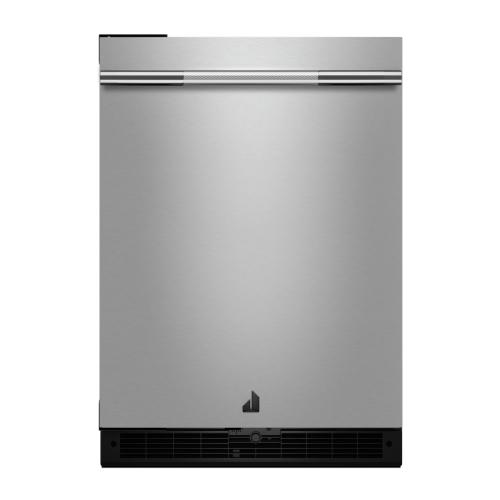 """RISE™ 24"""" Under Counter Solid Door Refrigerator, Left Swing"""