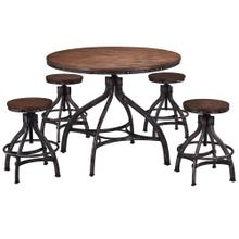 5305 Chandler 5-Piece Pub Set