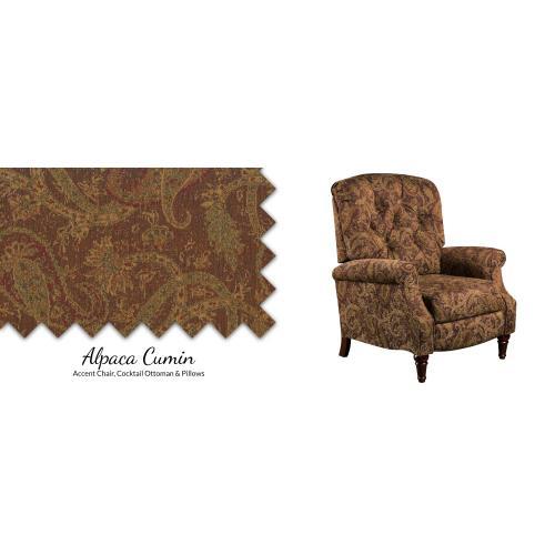 Product Image - Alpaca Cumin High Leg Recliner