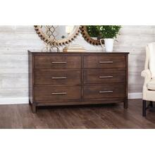Auburn Bay 6-Drawer Dresser, 65""