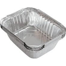 "Grease Drip Trays (6"" x 5"") Pack of 5 Pack of 5"