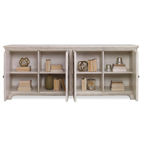 Laurel Multi-Use Cabinet - White