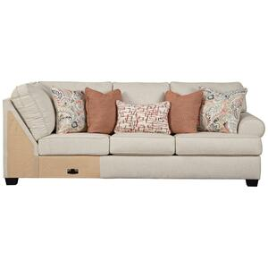 Amici Right-arm Facing Sofa With Corner Wedge