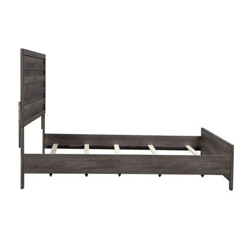 King Panel Headboard & Footboard