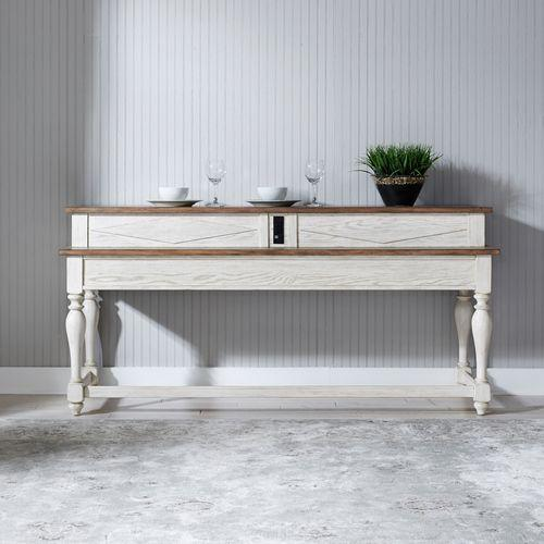 Liberty Furniture Industries - Console Bar Table